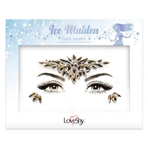 Face Jewels - Ice Maiden